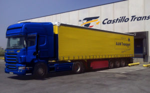 A&M Transport GmbH bei Castillo Trans S.A., ES-Benejúzar