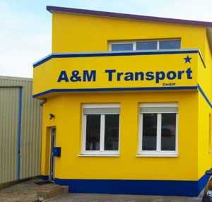 A&M Transport GmbH office building